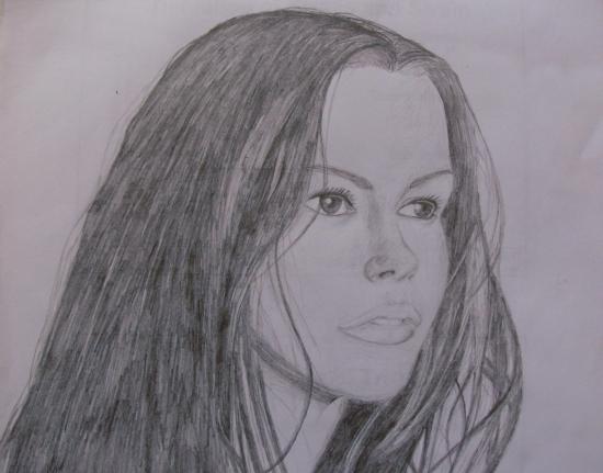 Catherine Zeta-Jones by sinan